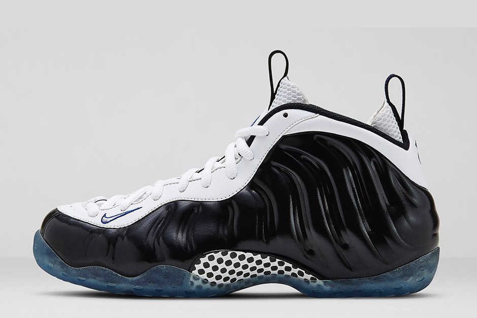 nike air foamposite one basketball