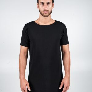 oversized-long-t-shirt-long-tee-black-white-basic-w-patch-badge