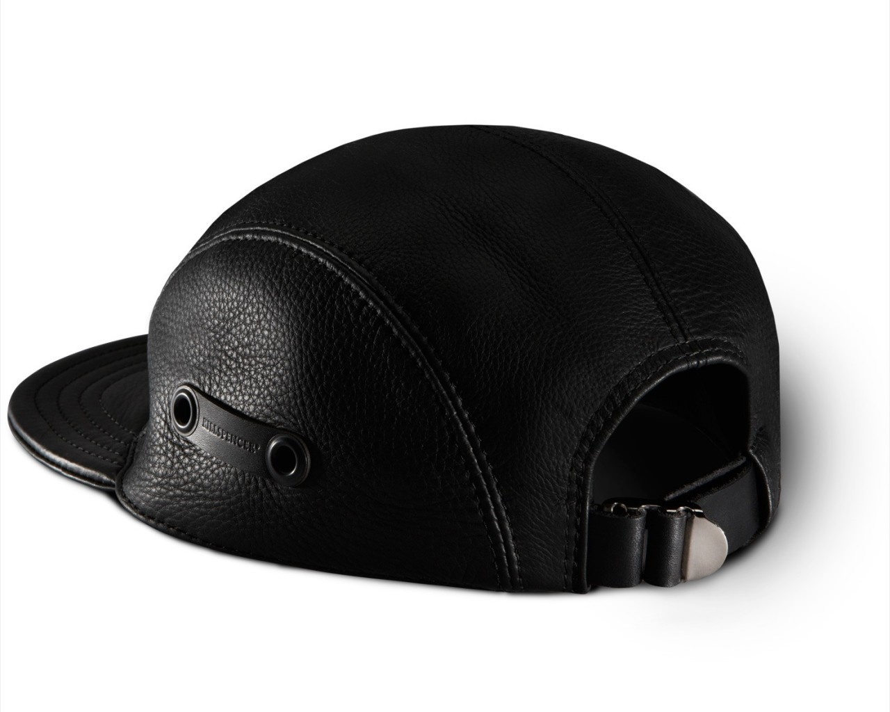 leather_baseball_hat_back-strapback-five panel-campcap-5panel