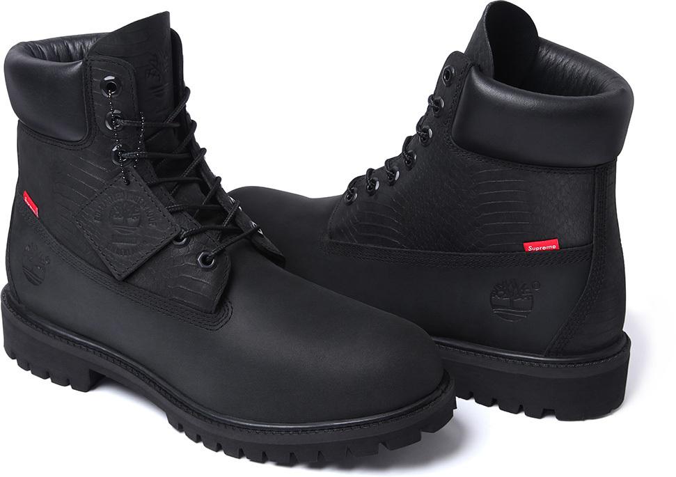 supreme-timberland-nubuck-waterproof-black-boot-2014