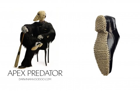 Apex Predator | Darwinian Voodoo | Ceremonial Headdress