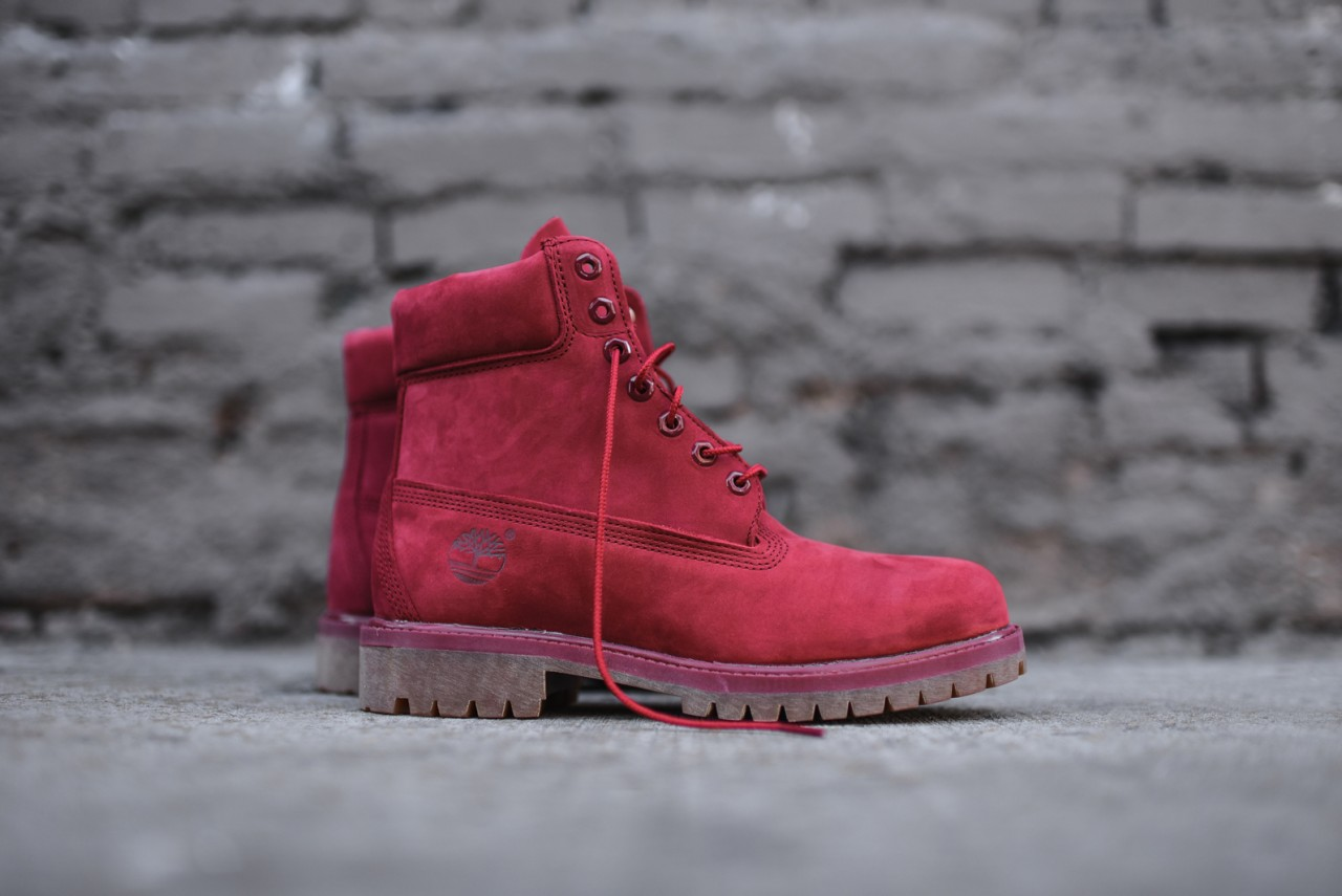 timberland-6-inch-red