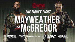 floyd mayweather vs connor mcgregor