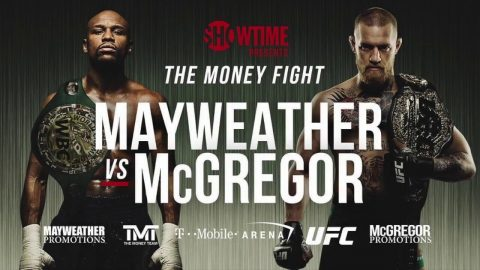 floyd mayweather vs connor mcgregor