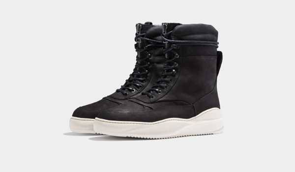 filling pieces boot