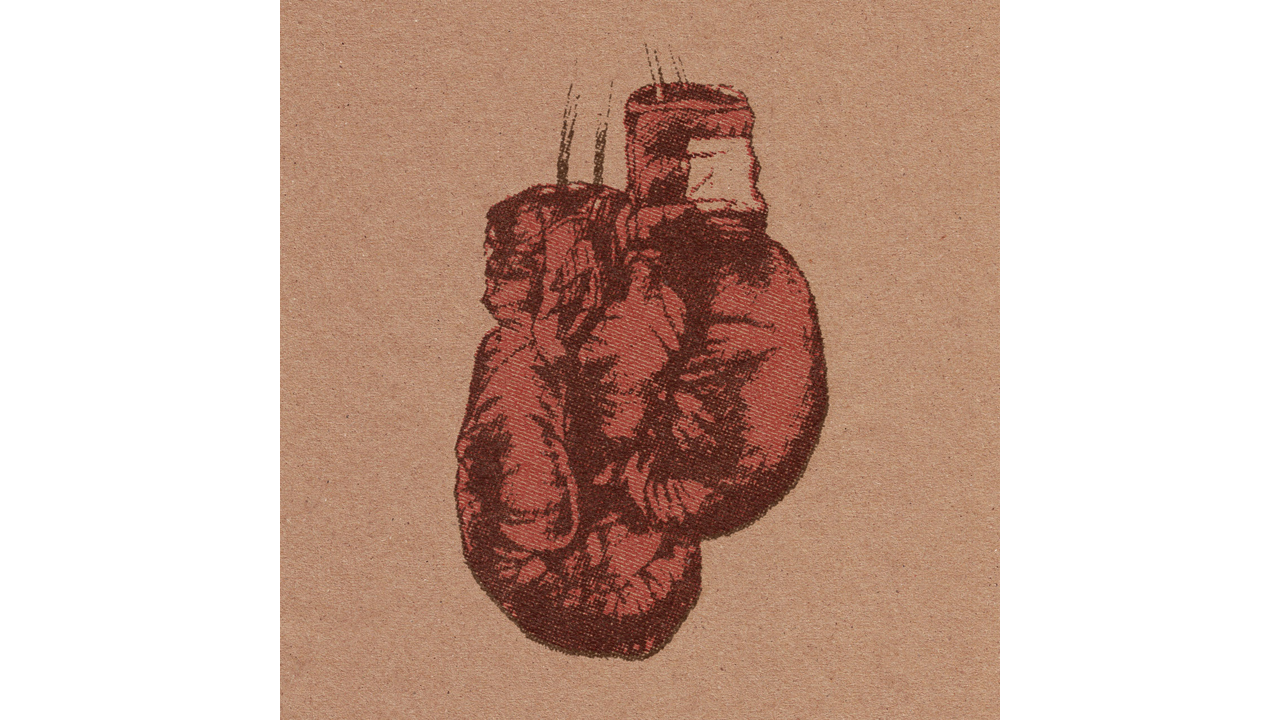 welhous luis ornelas artwork boxing gloves