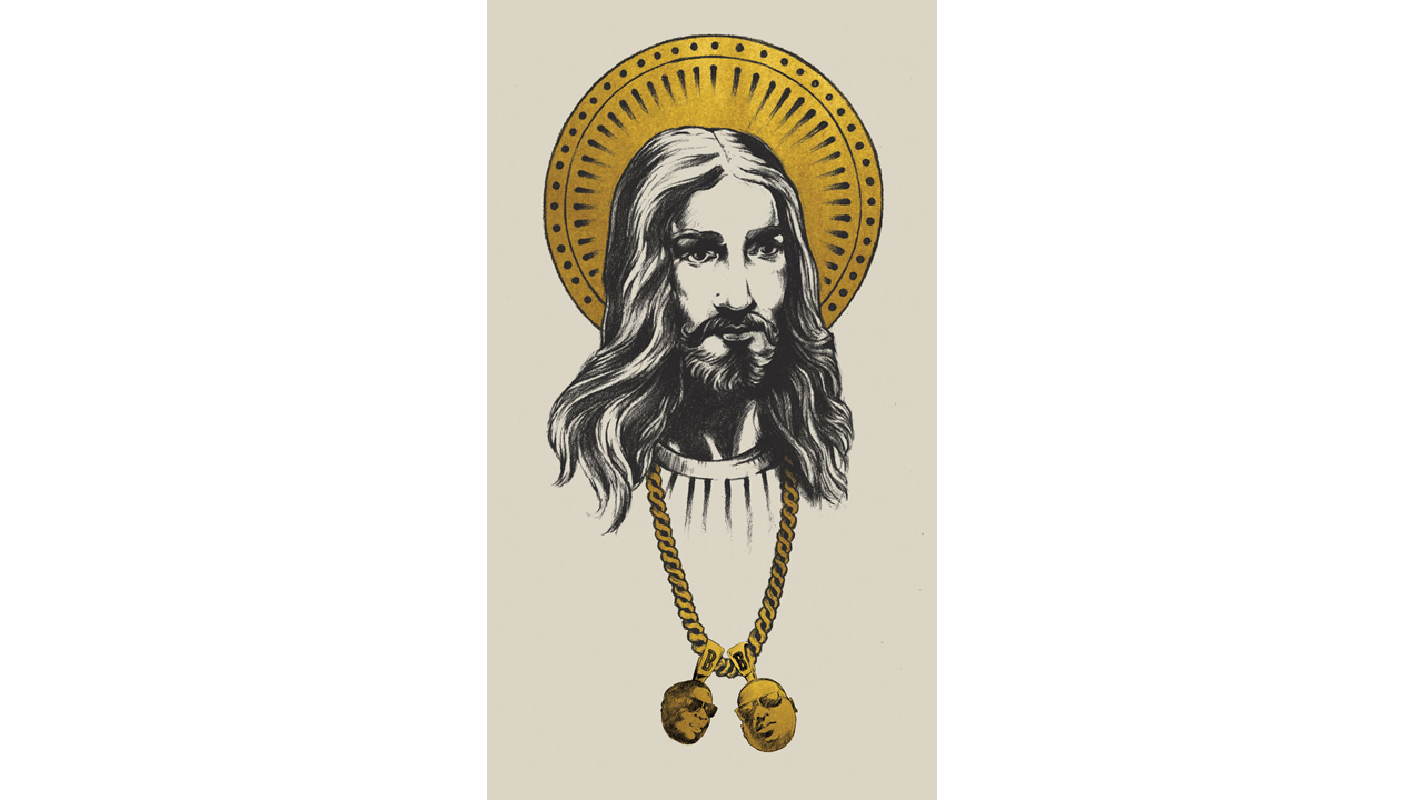 welhous luis ornelas jesus piece illustration artwork